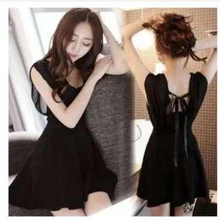 黑色小禮服洋裝