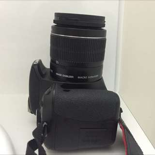 Canon 500 D Camera With Charger And 15-18 mm Lense