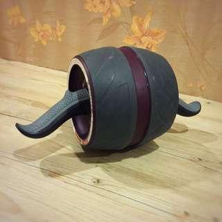 彈力健腹輪。健身器材滾輪