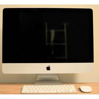 21.5 inch iMac *Great condition*