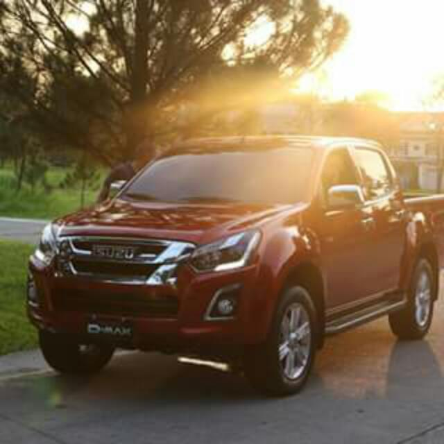 2017 Isuzu D-MAX LS 4x2 AT 3.0  ChanChan Perito Sales Executive 09061344984