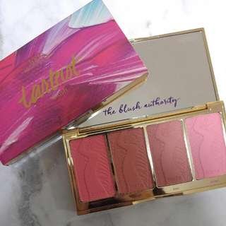 Limited Edition Tarte Blush Palette
