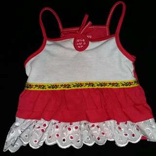 Girls Terno Clothes