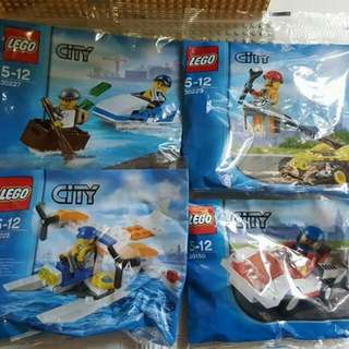 Lego City Polybags