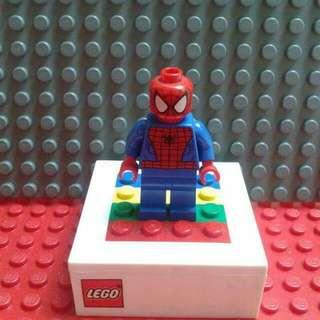 Lego Spiderman Minifigure