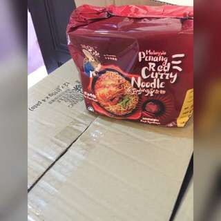 MyOri Penang Red Curry Instant Noodles