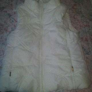 Girls Bubble Vest