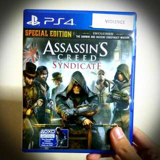 Assassin's Creed Syndicate (Read Desc For Info)