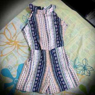 Romper With Pocket