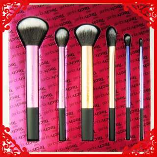 ORIGINAL REAL TECHNIQUES 6 Pieces Professional Make Up Brush