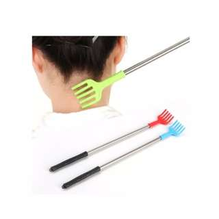 Back Scratcher Plastic Rake Claws Itch Relief