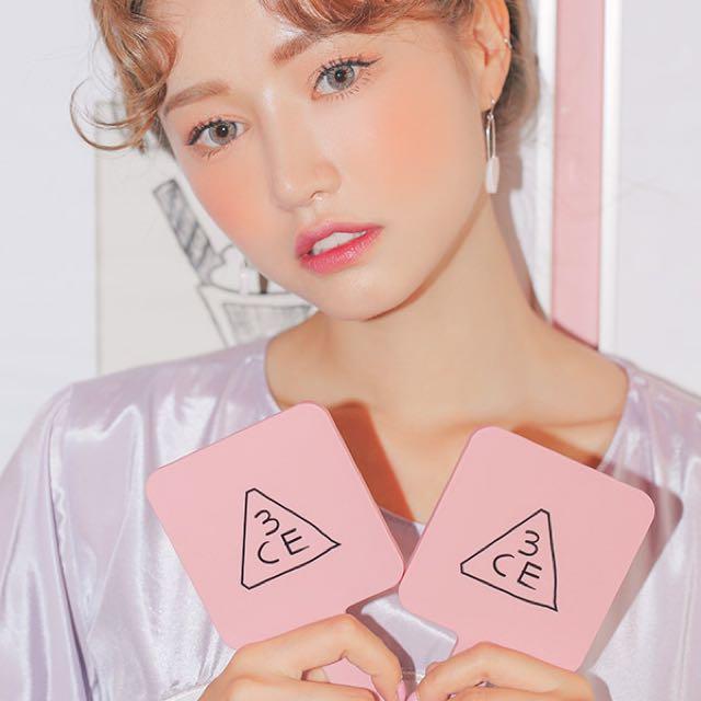 韓國代購3CE時尚手拿鏡