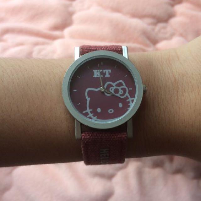 🆓 Hello Kitty Watch