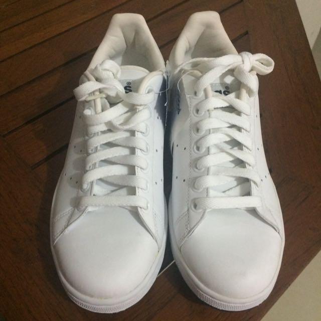 Adidas Stan 39 Smith 2 Bianco Numero 39 Stan 1 / 3, Preloved Fesyen Donna 99e6e6