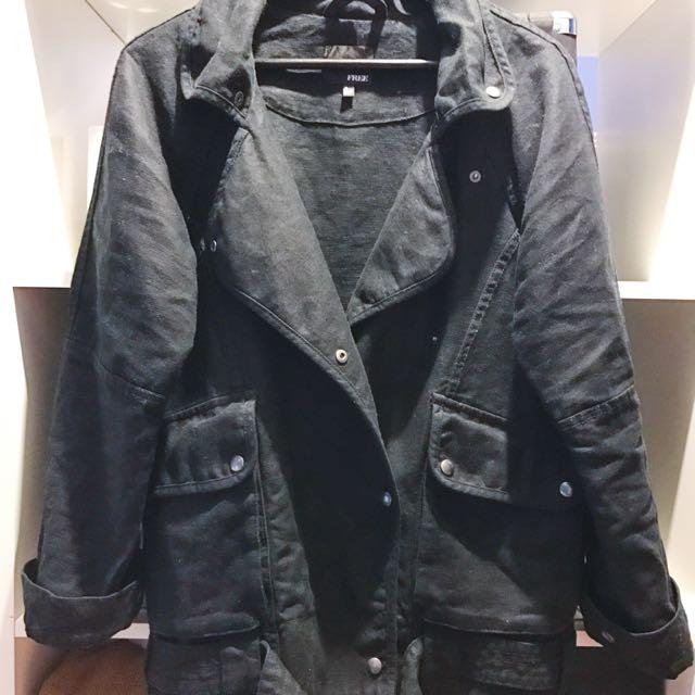 Aritzia-Wilfred Free Jacket
