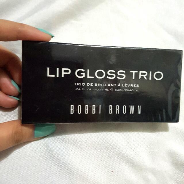 Authentic Bobbi Brown Lipgloss