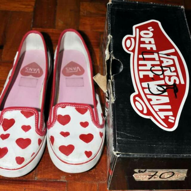Authentic Vans Size 7