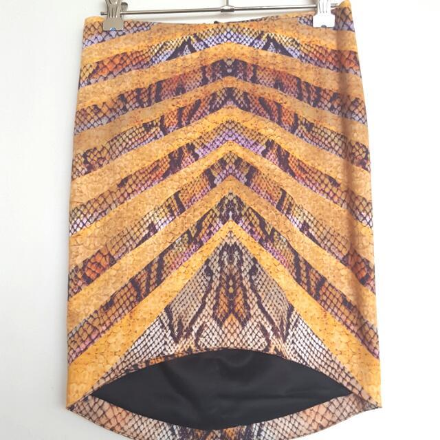 BARDOT Skirt Sz6