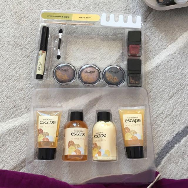 Bath and Body Kit