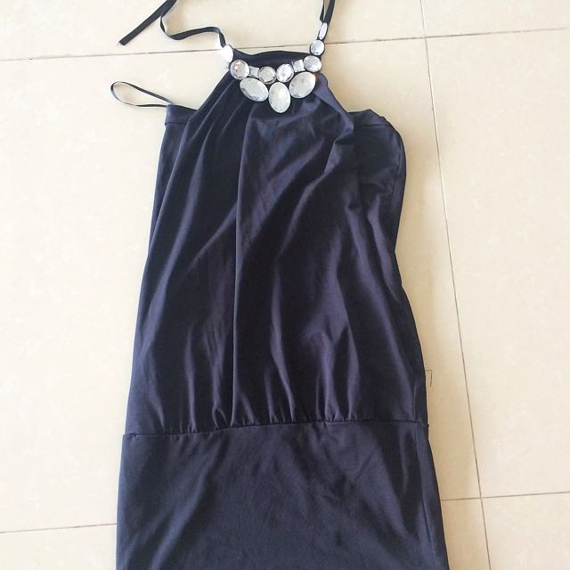 Black Dress From hK