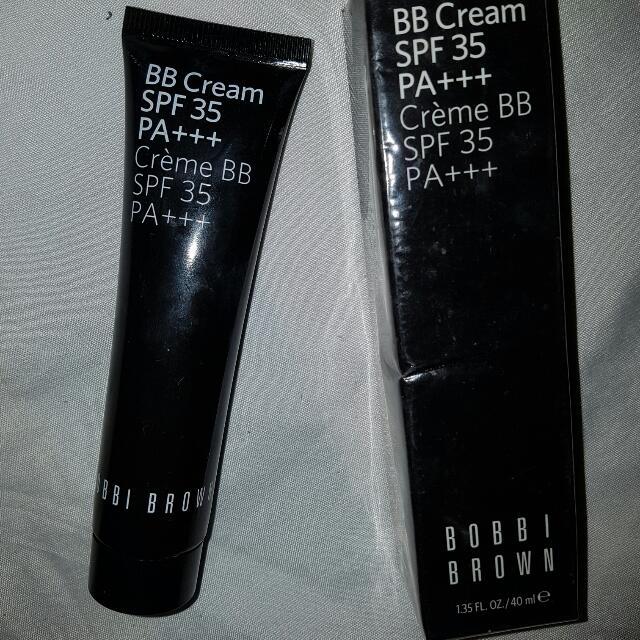 BOBBI BROWN bb cream