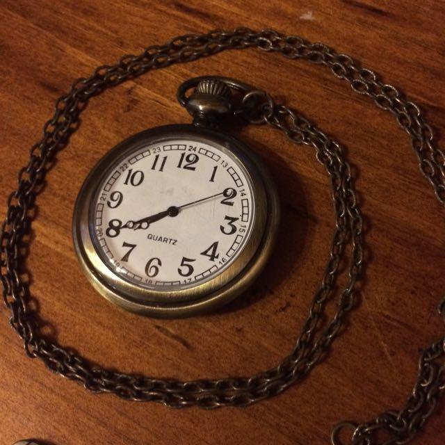 Bronze Pocketwatch