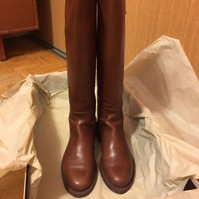 Brown Palanco Riding Boots