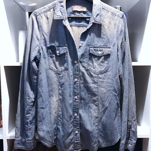 The Loft-Chambray (Denim) Shirt