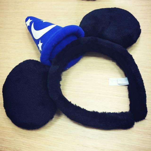 Disneyland 米奇髮箍