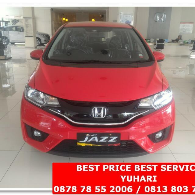 DP MURAH NEW HONDA JAZZ DATA DIBANTU Mobil Motor Untuk
