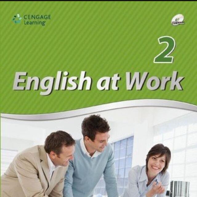 English at Work 2 (含CD)ISBN13:9789866121623