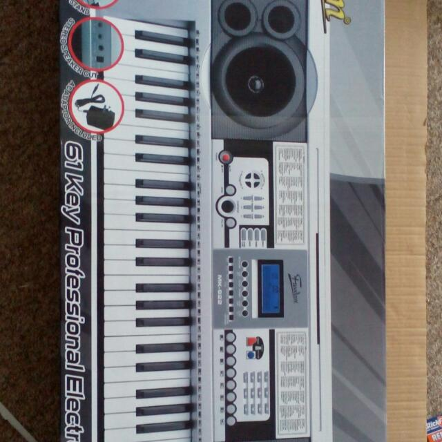 Freedom Keyboard Mk922 Used But I Still Have the box