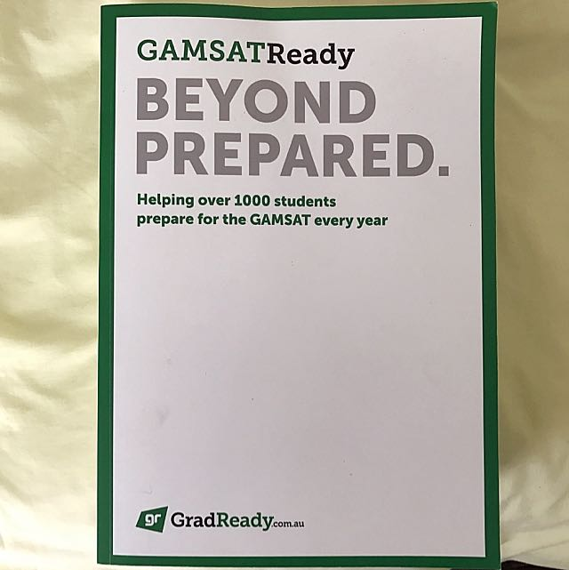 GRADREADY - Beyond Prepared