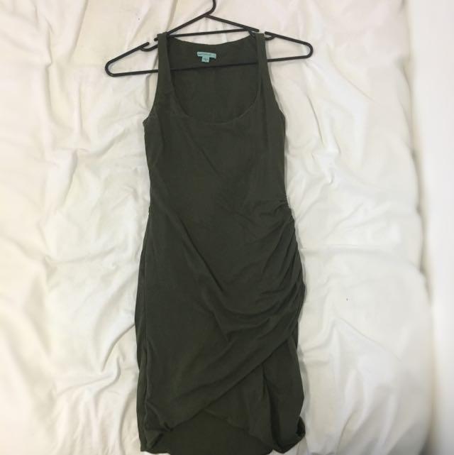 Green Kookai Dress