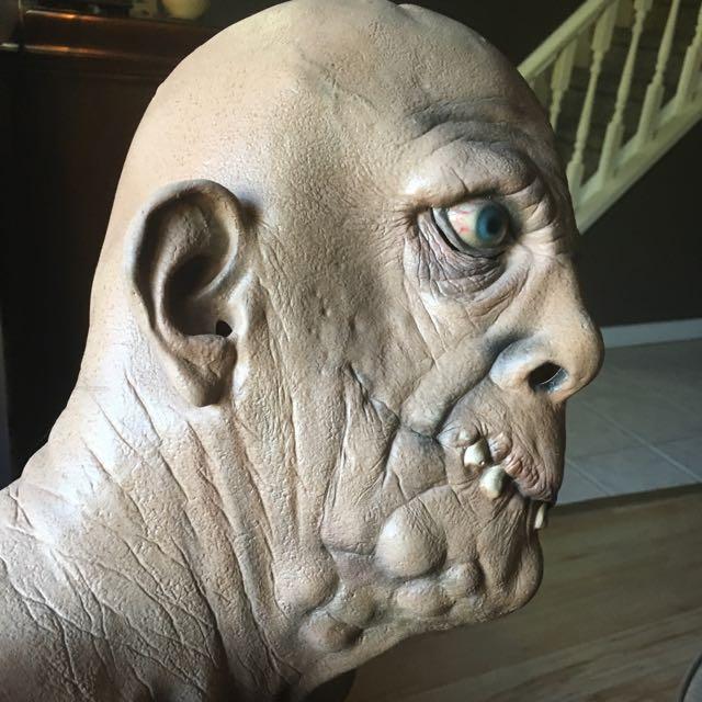 Halloween Mask - Funny Zombie