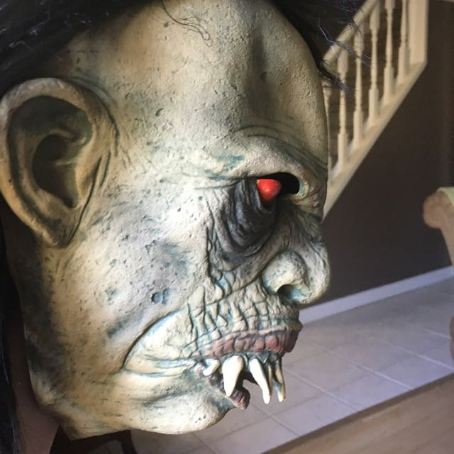 Halloween Mask Zombie