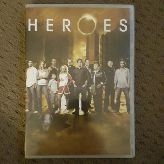 Heroes DVD SEASON 1