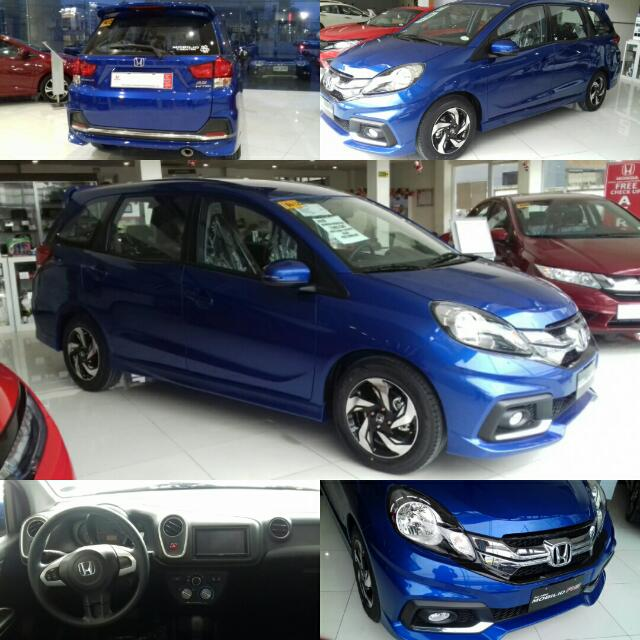 Honda Mobilio 1 5 Rs Cvt 2016 Cars Cars For Sale On Carousell