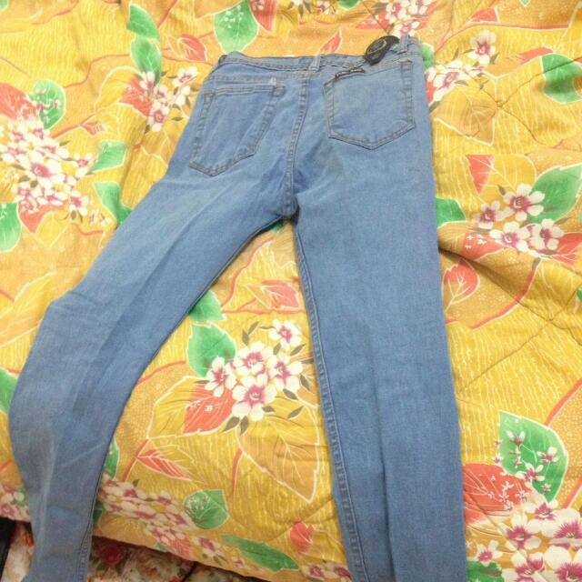 Jeans Bangkok - High Waist