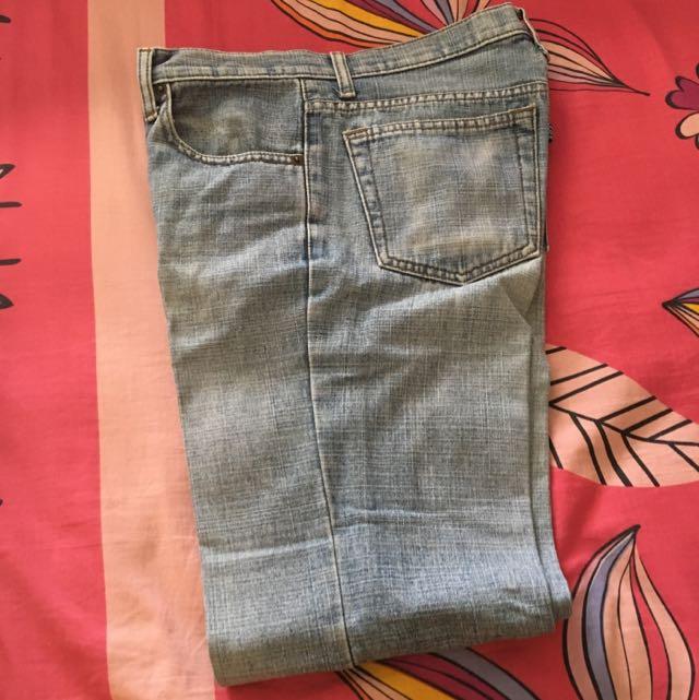 Jeans Pria Contempo