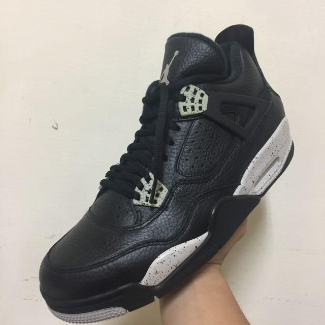 Jordan 4 奧利奧 us9