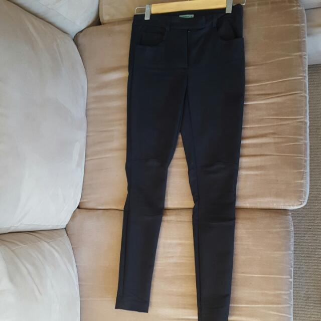 KOOKAI Black Rider Pants Sz 36