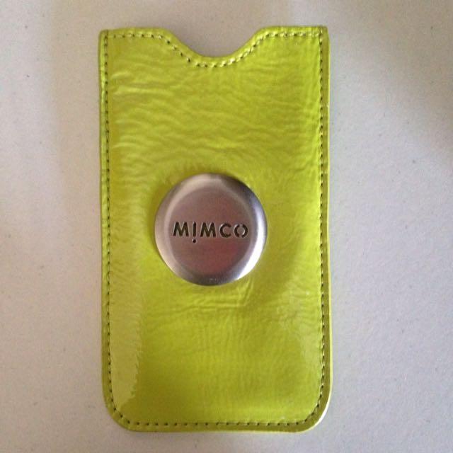 Mimco Phone Case iPhone 5, 5s, 5c