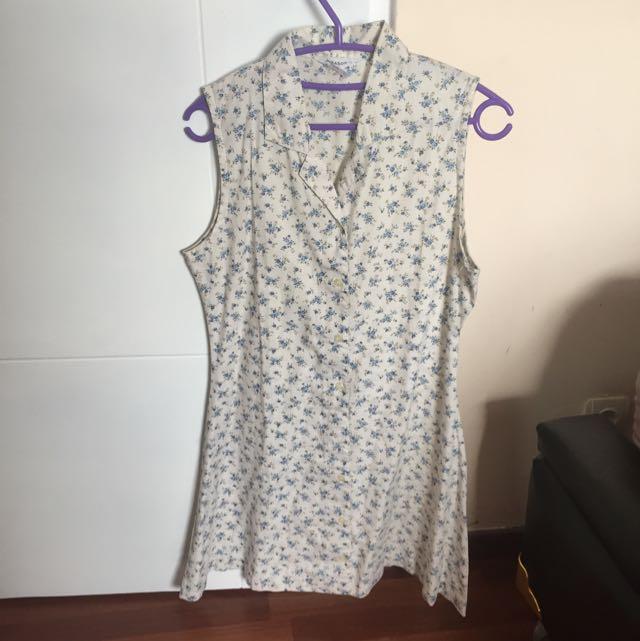 Mini Dress (Selutut)