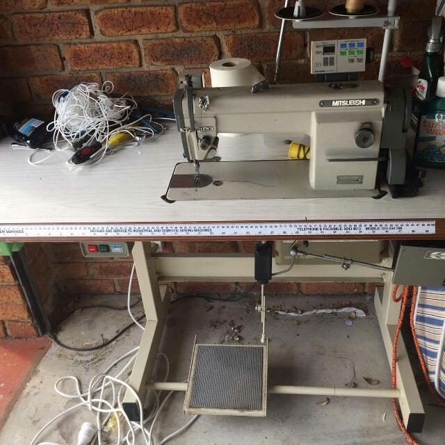 Mitsibushi Sewing Machine