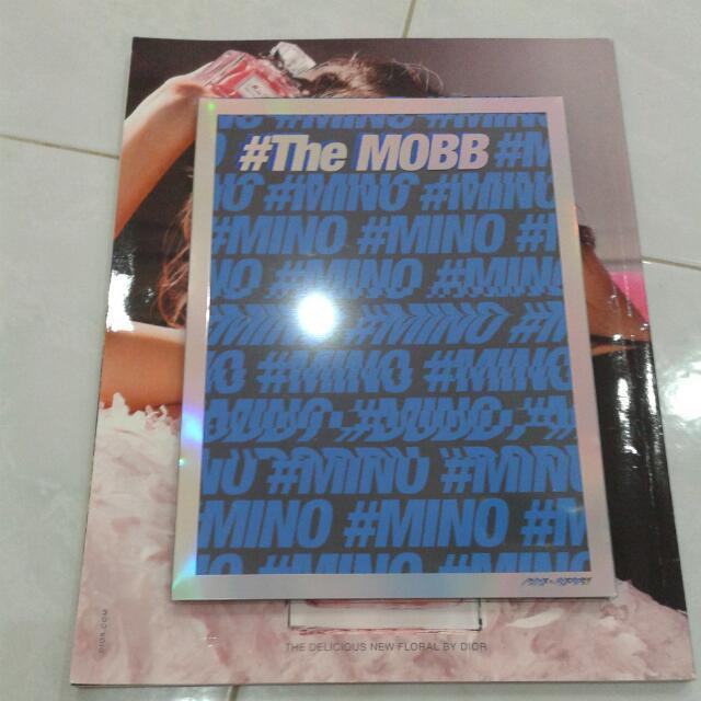 🔴 RESERVED 🔴 MOBB- MINO VERSION ALBUM W/O PC