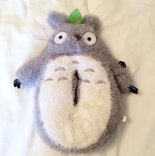 my neighbor totoro tissue box cover