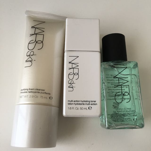 ✖️reserved ✖️NARS Basic Skin Cleanse Kit
