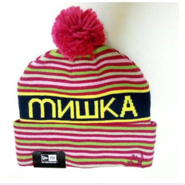 New Era毛帽💕