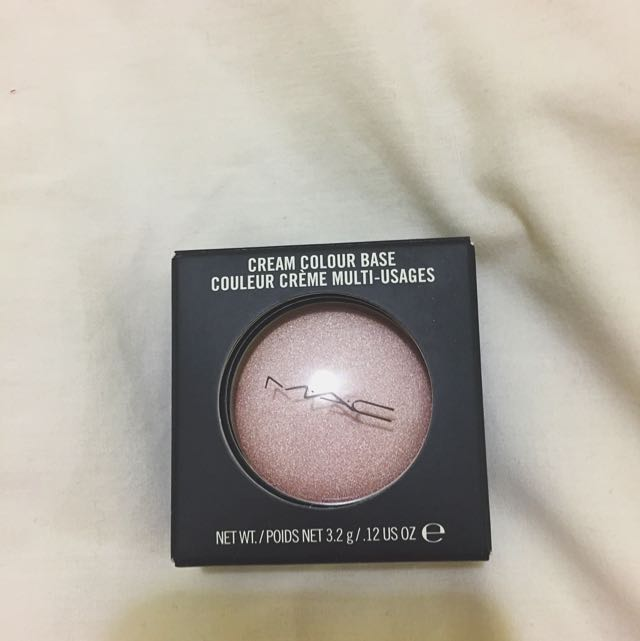 NEW MAC CREAM COLOUR BASE (Shell)